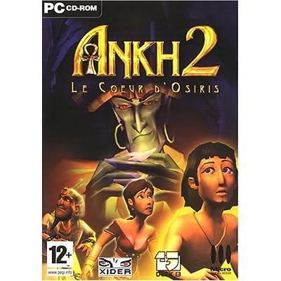 ANKH2   jeu daventure en francais   By Demon45 ( Net) preview 0