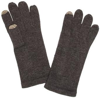 Echo mSoft Supersoft Acrylic/Modal Touch Gloves Slate 365086011SL