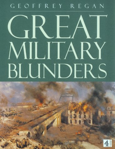 Image for Great Military Blunders