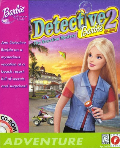 Detective Barbie 2: Vacation MysteryDetective Barbie 2: Vacation Mystery