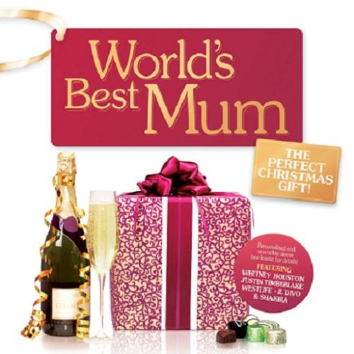 World's Best Mum - the Perfect Christmas Gift