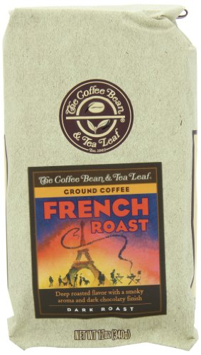 The Coffee Bean & Tea Leaf, Hand-Roasted French