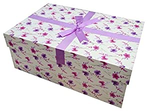 Die extragroße Brautkleidbox Blossom Dream Brautkleid Box 75x50x30 cm  24h Direktversand aus Deutschland!  BaumarktKundenbewertungen