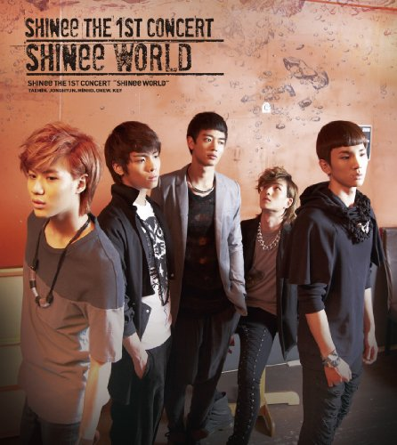 Shinee First Concert: Shinee World