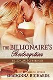 The Billionaire's Redemption (Billionaires of Belmont Book 5)