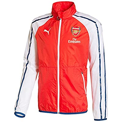 PUMA Men's AFC Anthem Jacket with Sponsor