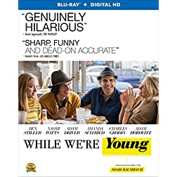 While Were Young [Blu-ray]