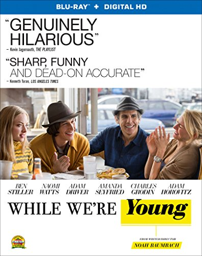 While We're Young [Blu-ray + Digital HD]