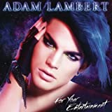 For Your Entertainment an album by Adam Lambert