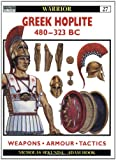 img - for Greek Hoplite 480-323 BC (Warrior) book / textbook / text book