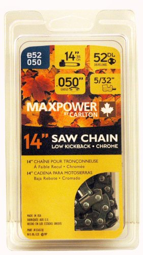 Maxpower 336531 Chainsaw Chain, 14-Inch