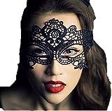 ゴスロリ 黒 レース アンティーク 貴族 マスク チョーカー ブレスレット アンクレット ピアス 各種 (黒 マスク)