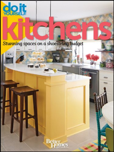Do it yourself kitchens stunning spaces on a shoestring budget better homes and gardens - Do it yourself home decorating ideas on a budget ...