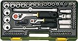 Proxxon-23294-Steckschlsselsatz-fr-zllige-Schraubengren-65-teilig