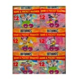 Hothands Disney Handwarmers Set of 4 Assorted Designs- Keeps Kids Hands Hot!