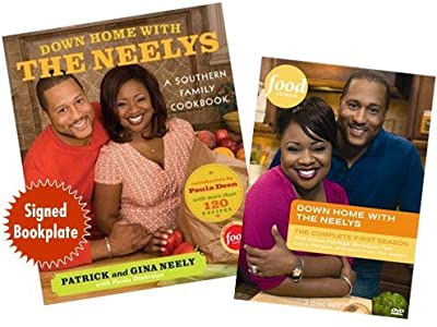 Click for Down Home with the Neelys (Signed Book & DVD Set)
