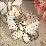 Candle Holder Butterfly Design (9 per order) Wedding Favors