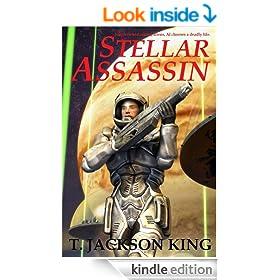 Stellar Assassin (Assassin Series Book 1)