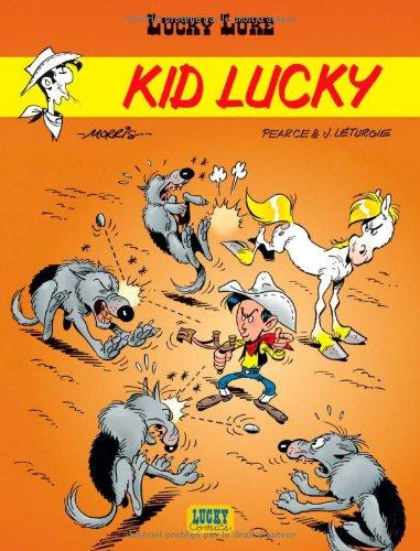Lucky Luke T.33 - Kid Lucky