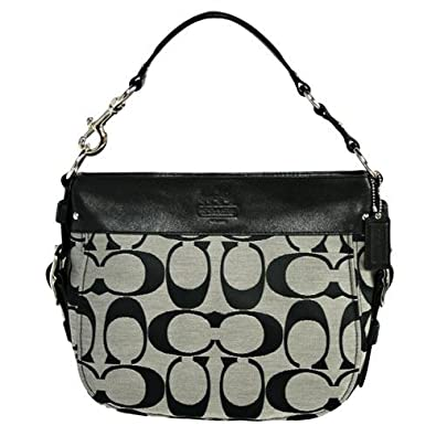 Coach Zoe Medium Signature Shoulder Bag 68