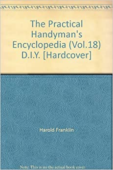 THE PRACTICAL HANDYMAN SMALL  H/B BOOK  40s 50s ?