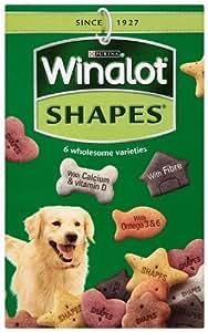 Winalot Shapes 800 g (Pack of 5)