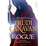 The Rogue: Book 2 of the Traitor Spyby Trudi Canavan