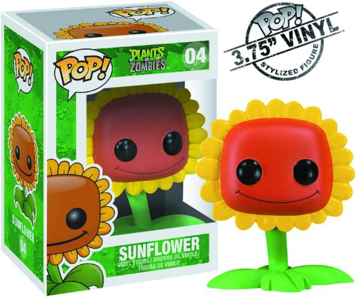 Funko Pop Plants vs Zombies: Sunflower
