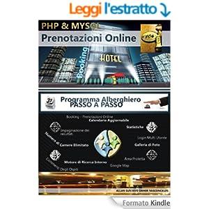 PHP & MySQL - Prenotazione Alberghiera Online