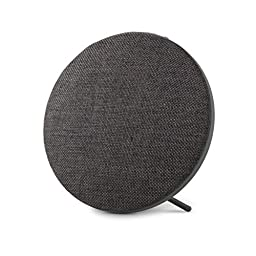 Photive Sphere Portable Wireless Bluetooth Speaker with Built In Stand- Graphite