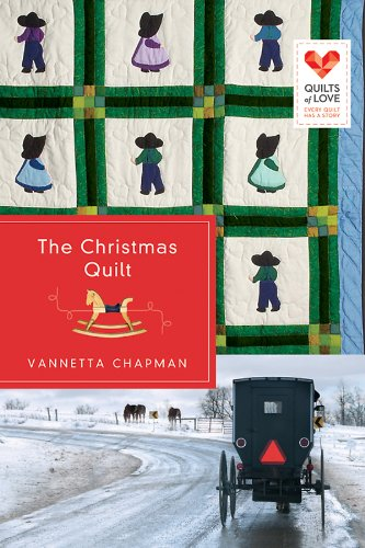 The Christmas Quilt: Quilts of Love Series by Vannetta Chapman ebook deal