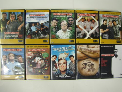 trailer park boys complete collection dvd 10pack 17
