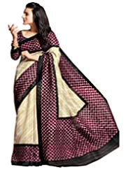 Gehna Silk Black Printed Saree_GS_VF_11436