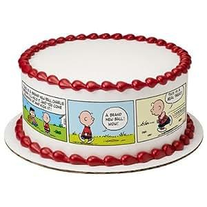Edible Cake Images Football : 8