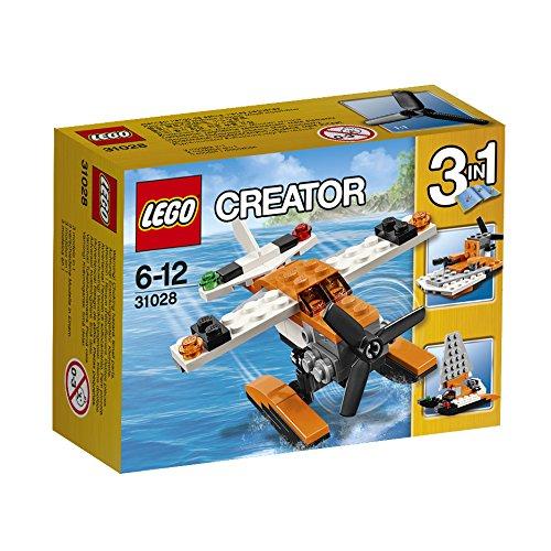 LEGO Creator - Hidroavión, multicolor (31028)