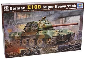 Trumpeter 1/35 German E100 Super Heavy Tank