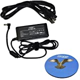 HQRP AC Adapter / Power Supply Cord for Roland FP-7 / FP7 / FP-7F / FP7F Digital Piano plus HQRP Coaster
