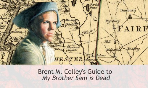 my brother sam is dead summary