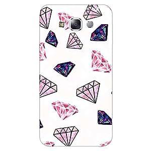 Jugaaduu Diamond Back Cover Case For Samsung Galaxy A7
