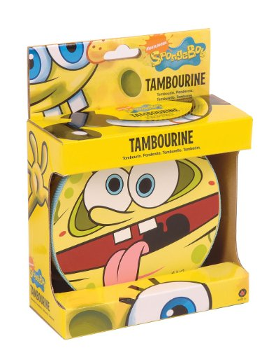 nickelodeon-sbpp002-spongebob-tamburello