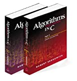 Algorithms in C, Parts 1-5 (Bundle): Fundamentals, Data Structures, Sorting, Searching, and Graph Algorithms (3rd Edition) (0201756080) by Robert Sedgewick