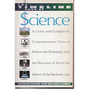 The Timeline Book of Science - Melinda Corey
