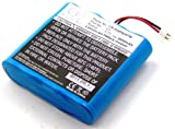 Battery compatible with Pure Evoke Flow VL-60924 DAB Digital Radio, Evoke-1S