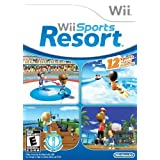 "Wii Sports Resort inkl. Wii Motion Plus [UK Import]von ""Nintendo"""