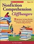 Nonfiction Comprehension Cliffhangers