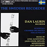 Lyne: Recorder Concerto/Lindh B.: Recorder Concert by Bjorn J:Son Lindh (1995-04-16)