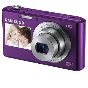 Samsung DV150F 16.2MP Smart WiFi  Digital Camera with 5x Optical Zoom and 2.7