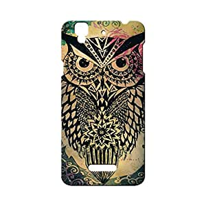 G-STAR Designer Printed Back case cover for Micromax Yu Yureka - G1549