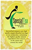 Special Tea Organic Ginger Root Herbal 20 Teabags