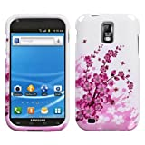 Design Hard Protector Skin Cover Cell Phone Case for Samsung Galaxy S II / SGH-T989 T-Mobile – Spring Flowers[random:20]